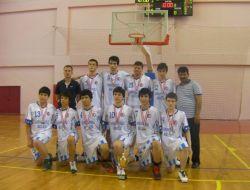 Samanyolu Koleji Basketbolda Türkiye İkincisi Oldu