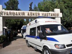 Diyarbakır'daki Şehitler Uğurlandı!