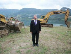 Başkan Özgan: Kozan Barajı Turizme Kazandırılmalı