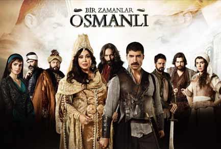 Osmanlı dizisi yayından kaldırıldı
