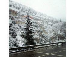 Kısa Süreli Yağan Kar, Hataylıların Yüzünü Güldürdü