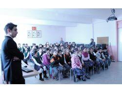 Gürsu Belediyesinden Öğrencilere Çevre Bilinci Eğitimi
