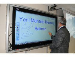 Batman'da Uzaktan Eğitim Merkezi Kuruldu