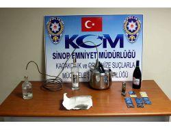 Sinop Sakatlar Derneğine Operasyon