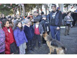 Manavgatta Hayvan Barınağı Törenle Hizmete Girdi