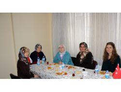 İskiad Bayan Komisyonu İlk Toplantısını Yaptı