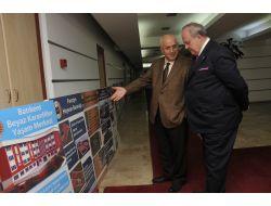 Aso Başkanı Özdebirden Yenimahalle Belediyesine Ziyaret