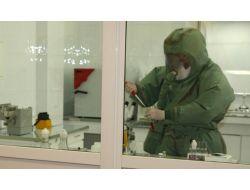 """Moskova'da Amerikan Büyükelçiliğine """"Biyolojik Silahlı"""" Mektup"""
