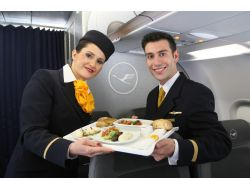 Lufthansa, Türk Yemekleri İkramına Başladı
