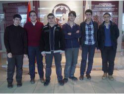 Ahmet Ulusoy Liseleri Öğrencilerine Uluslararası Diploma