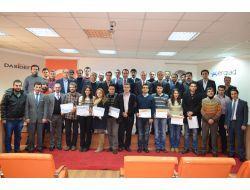 Erzurumda 250 Kişiye Proje Yazma Eğitimi Aldı