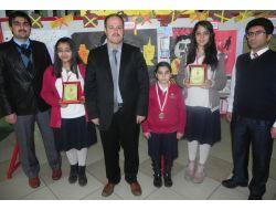 Emine Nakıboğlu Koleji, 4 Ödül Birden Aldı