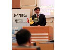 Davutoğlu: Suriye Tehdidi Kalktığı Anda Patriotlar Gider