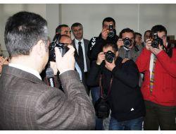 Samsunda Başarılı Gazeteciler Ödüllendirildi