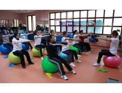Bayanlardan Spor Salonlarına Rekor Başvuru