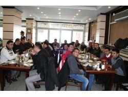 Egisad, Çalışan Gazeteciler Gününde Basın Temsilcilerini Ağırladı