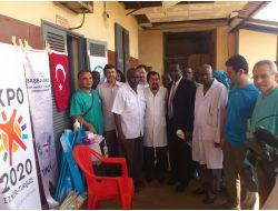 Gönüllü Doktorlar Gineden Döndü