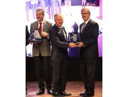 Yıldız Teknikten, Başkan Altepeye, Yılın Yıldızı Ödülü