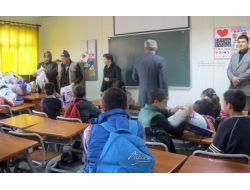 Kimse Yok Mudan Öğrencilere 500 Çocuk Üşümesin Yardımı