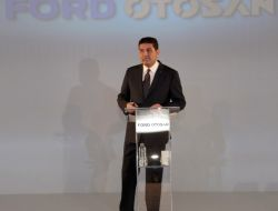 Ford Otosan Genel Müdürü Yenigün: İhracatla Birlikte 317 Bin Satış Yaptık