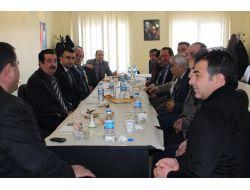 Boğazlıyan'da Koruma Kurulu Toplantısı Yapıldı