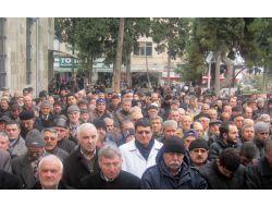 Ülkücü Camianın Sevilen İsimlerinden Mehmet Şen Toprağa Verildi