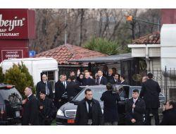 Başbakan Erdoğan Rıdvan Dilmen İle Yemek Yedi