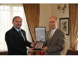 Uü İle Makedonya Kalkandelen Devlet Üniversitesi Kardeş Olacak