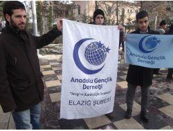 Anadolu Gençlik Derneği: Abd Askerlerinin Eylemi Ne İlk Ne De Son Alacak