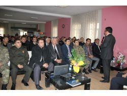 Pazarcık'ta İletişim Semineri Yoğun İlgi Gördü