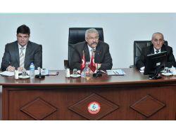 Osmaniye'de 2012 Yılında 436 Projeden 254'ü Bitirildi