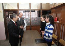Vali Yazıcı: Yozgatta Birinci Önceliğimiz Eğitimdir