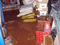 Marmariste Sağanak Yağmur Sel Ve Heyelan Getirdi