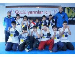 Olimpiyat Şampiyonları 'her Çocuk Yetenektir' Projesi İle Yetişecek