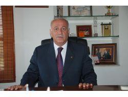 Şaban Baş, Ato Başkanlığına Adaylığını Açıkladı