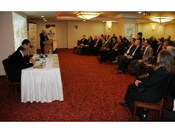 Kosgeb Başkan Yardımcısı Tüysüz: Küresel Rekabetin Şartları Değişti