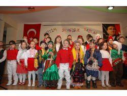 Anasınıfı Öğrencilerinden Türkçe Programı