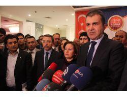 Çelik: Adana Valisi Hakkında Yıpratma Kampanyası Yapanlar Karşısında Bizi Bulur