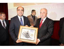 Aksaray'da Sosyal Güvenlik Reformu Toplantısı Yapıldı
