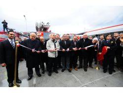 İzmir Büyükşehirin Selçuk'ta Yaptırdığı Yeni İtfaiye Binası Açıldı
