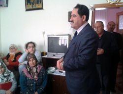 Tarsus'ta Şehit Aileleri Bizim Ailemizdir Projesi Uygulanıyor
