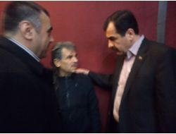 Akça Ailesi, Ak Parti Milletvekili Mehmet Erdem İle Görüştü