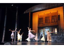 Çalıkuşu Balesi, Bursada Sahnelendi