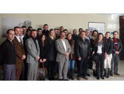 Memur-sen, Bosnalı Öğrencilerle Buluştu