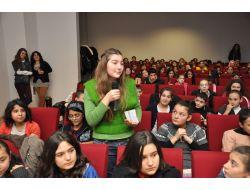 Çocuklar, Kent Konseyinde Kariyer Sahibi İnsanlarla Buluştu