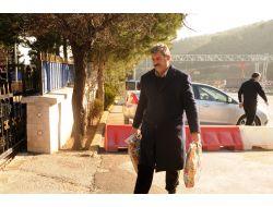 Öcalan'ın Kardeşi Mehmet Öcalan İmralı'ya Gitti