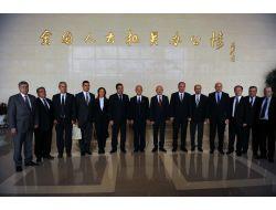 Kılıçdaroğlu Çin Komünist Partisi Yetkilisiyle Görüştü