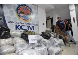 2012, Antalyada Uyuşturucu İle Mücadele Yılı Oldu!