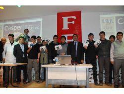 Femden, Erken Kayıt Yaptıran Öğrencilerine Tablet Bilgisayar