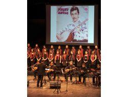 Neşet Ertaş, Antalyada Konserle Anıldı